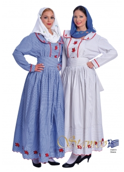 Traditional Dress of Karystos - Evia