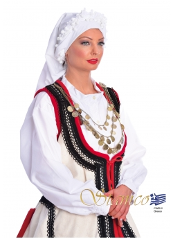 Traditional Dress Levadia Woman