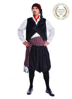 Traditional Costume of Hydra Island