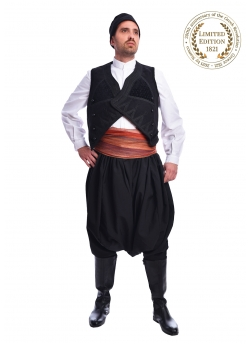 Greek Traditional Asia Minor Costume