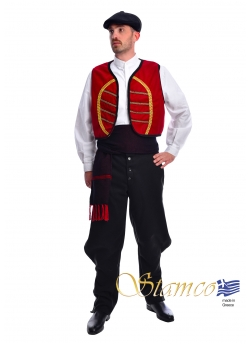 Traditional Dress Orini Serres Man