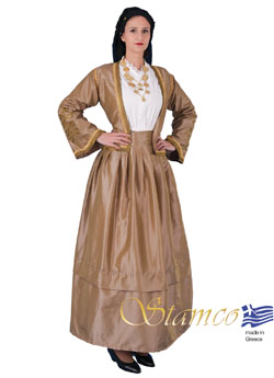 Traditional Dress Aegean Islands Simi