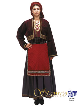 Traditional Dress Macedonia