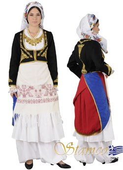 Traditional Dress Crete Anogia
