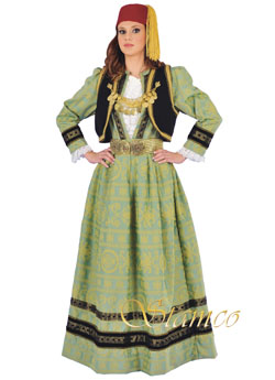 Traditional Dress Kastoria W.macedonia