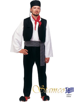 Traditional Dress Vlachos