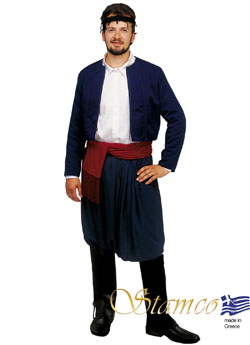 Traditional Dress Crete Man
