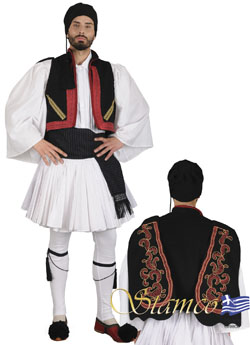 Traditional Dress Fustanella