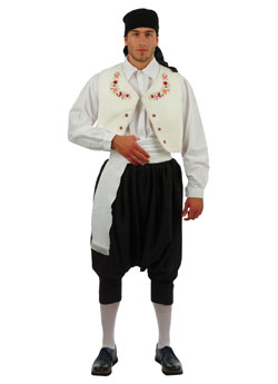 Traditional Dress Sporades North Aegean