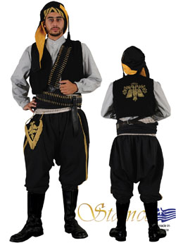 Traditional Dress Pontos Man
