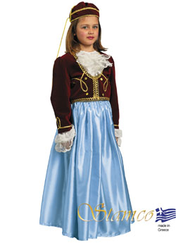 Traditional Dress Amalia Children