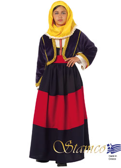 Traditional Dress Maniatissa
