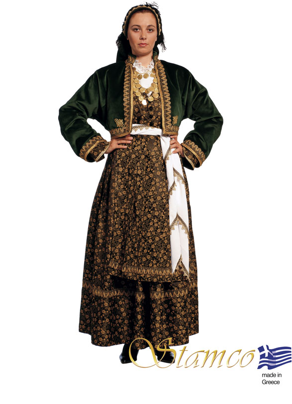 Traditional Dress Veria Woman