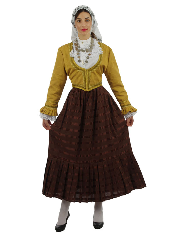 Traditional Dress Aegean Islands