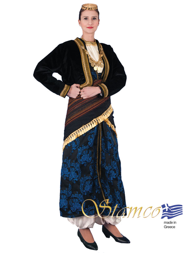 Traditional Dress Pontos Woman