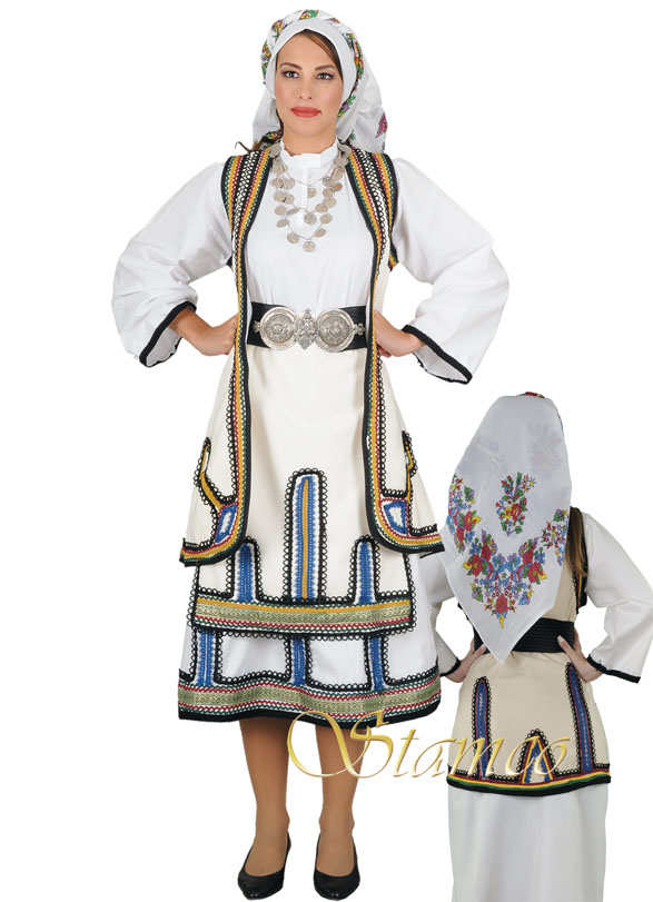 Traditional Dress Corinth