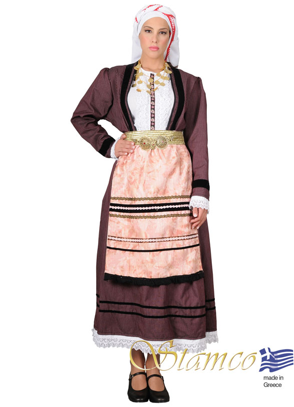 Traditional Dress Chalkidiki