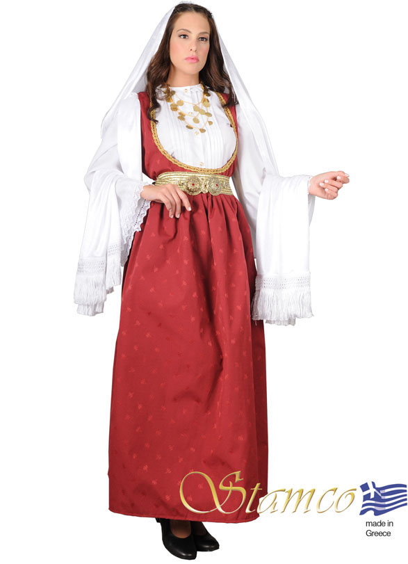 Traditional Dress Samos Island