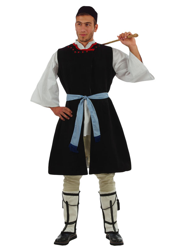 Traditional Dress Florina Man