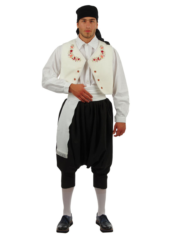 Traditional Dress Sporades North Aegea