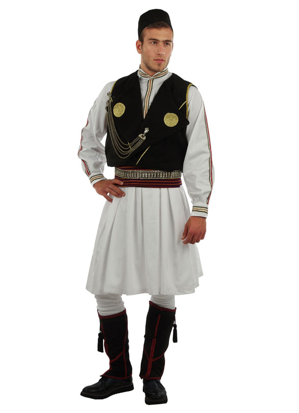 Traditional Dress Episkopi Imathia