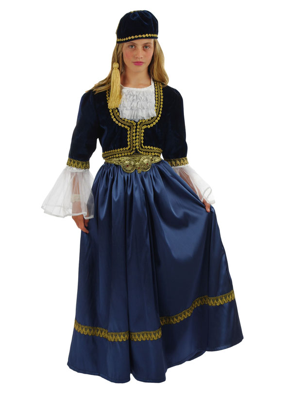 Traditional Dress Amlia Girl